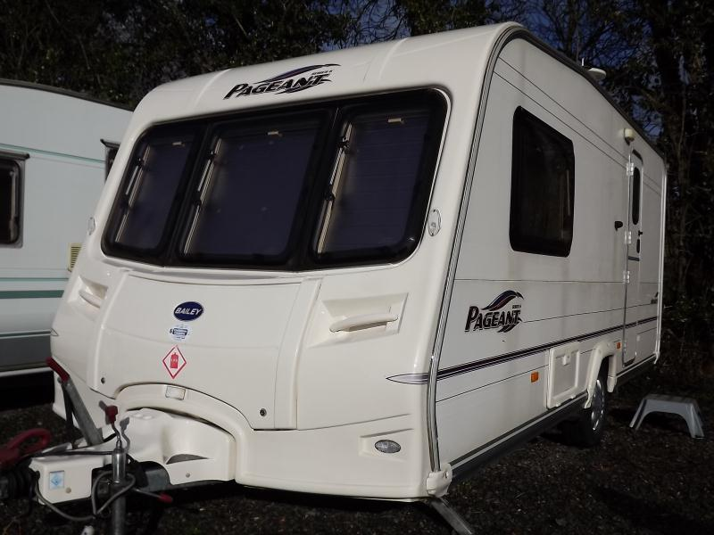 2005 Bailey Paegent Monarch