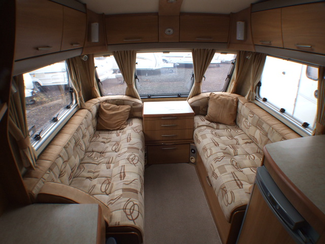 2006 Swift Challenger 480