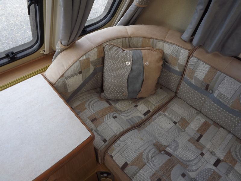 2008 Swift Conqueror 540