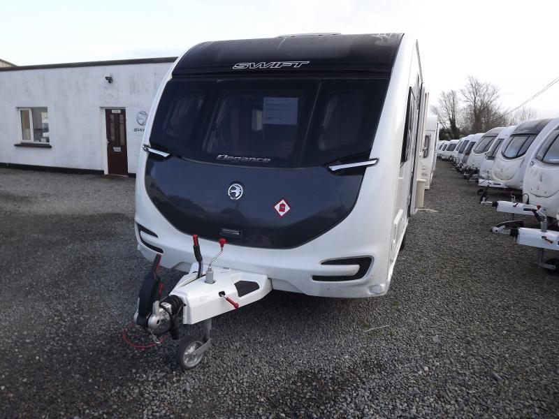 2019 Swift Elegance 560