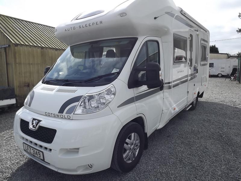 Luxury New And Used Caravans - Cookstown Caravans - New Caravans