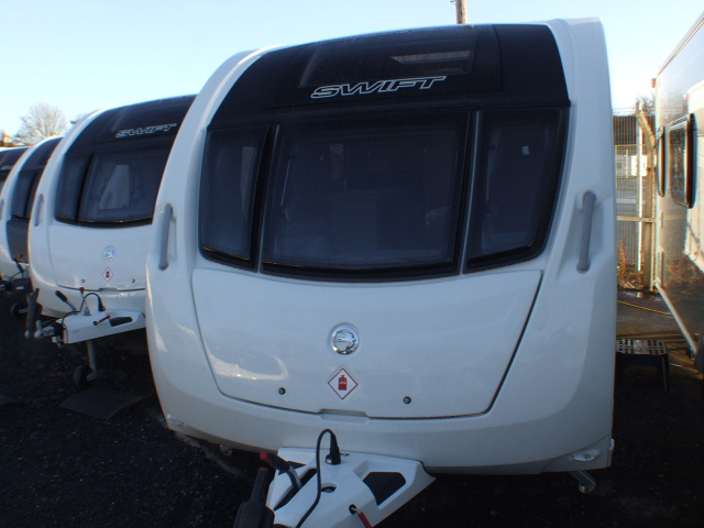 2015 Swift Challenger 580 SE