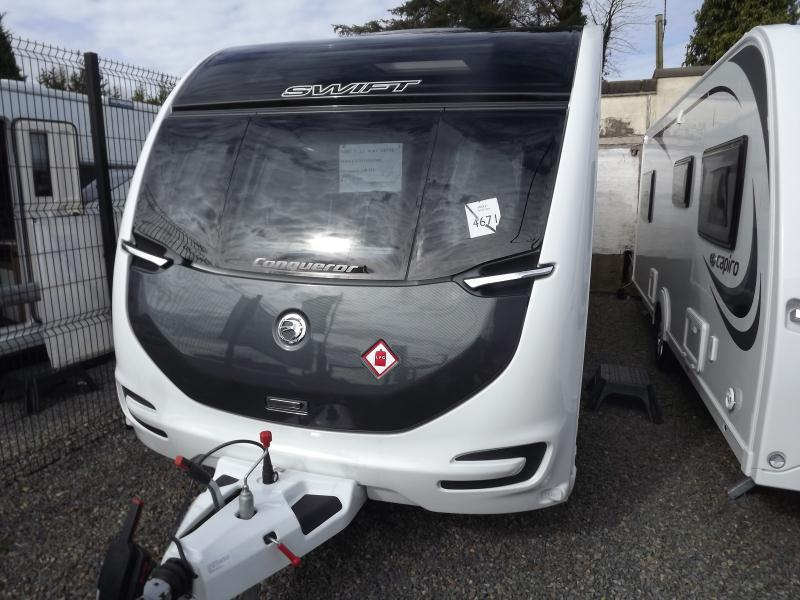 2018 Swift Conqueror 630