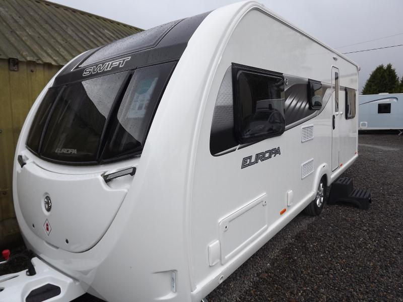 New and Used Caravans - Cookstown Caravans - Home