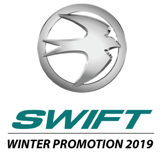 Swift Winter Promotion 2019