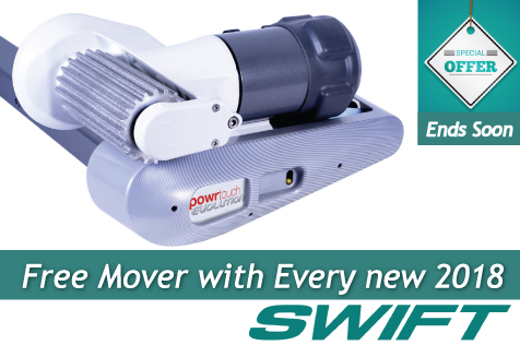 Offer!! Free Motor Mover with every Swift